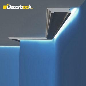 Listwa oświetleniowa LO14 4,4cm Decor System