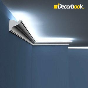 Listwa oświetleniowa LO18A 8cm Decor System