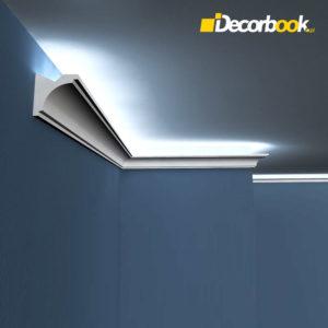 Listwa oświetleniowa LO20A 8cm Decor System