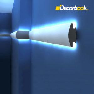 Listwa oświetleniowa ścienna LED LO-27 12cm Decor System