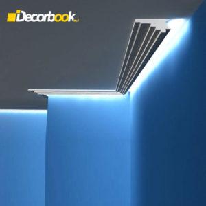 Listwa oświetleniowa sufitowa LO16 4,7cm Decor System