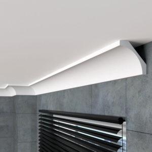 Listwa Sufitowa FE1 15 cm 15cm Decor System