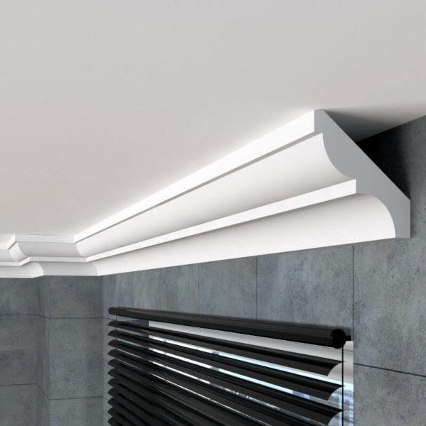 Listwa sufitowa FE6 19cm Decor System