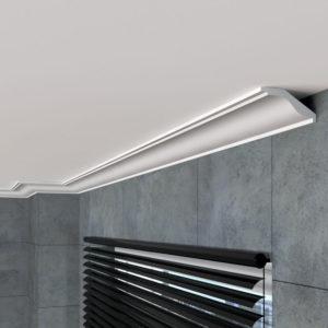 Styropianowa listwa sufitowa LP5 6cm Decor System