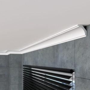 Styropianowa listwa sufitowa LP2A 8cm Decor System