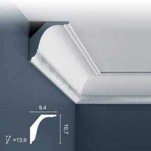 Listwa Sufitowa C402 10,7cm Orac Decor