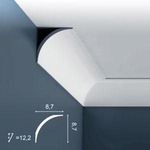 Listwa Sufitowa CX126 8,6cm Orac Decor
