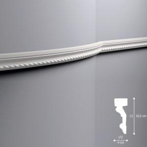 Listwa Sufitowa Z1 Flex 10,5cm NMC