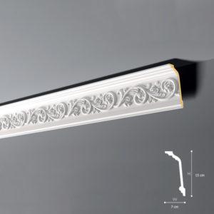 Listwa Sufitowa Z11 15cm NMC