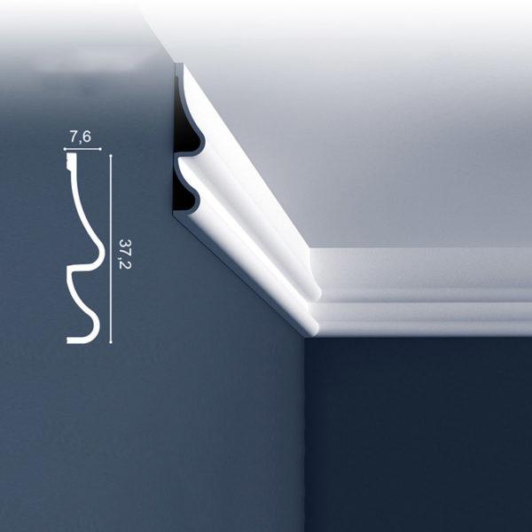 Listwa Sufitowa P3071 37,2cm Orac Decor