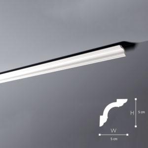 Listwa Sufitowa WT5 5cm NMC