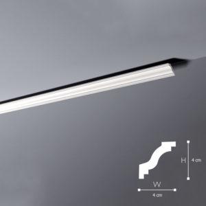 Listwa Sufitowa WT6 4cm NMC