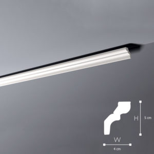 Listwa Sufitowa WT9 5cm NMC